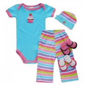 Подарочный набор одежды (5 предметов) 07133 Luvable Friends