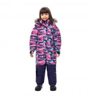 Комбинезон  Северное сияние SPORT, цвет: фиолетовый Premont