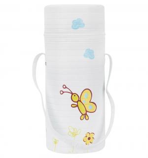Контейнер  для одной бутылочки, цвет: белый Ням-Ням