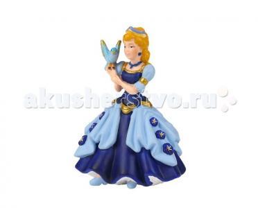 Игровая реалистичная фигурка Голубая принцесса с птицей Papo