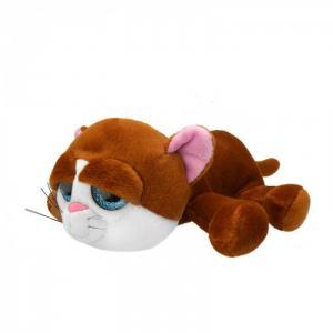 Мягкая игрушка Floppys Коричневый кот 25 см Wild Planet