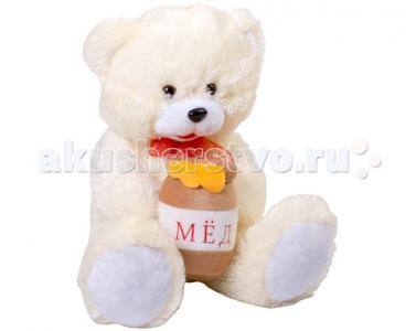 Мягкая игрушка  Медведь с медом малый 44 см Нижегородская