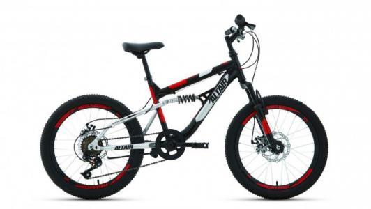 Велосипед двухколесный  Mtb Fs 20 Disc 14 2020 Altair