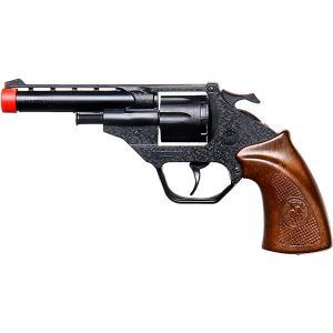 Пистолет  Susy Western, 18,5 см Edison. Цвет: черный
