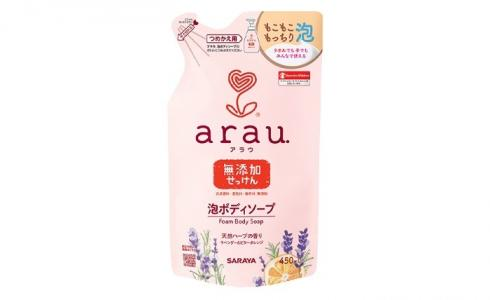 Body Soap Гель для душа картридж 450 мл Arau