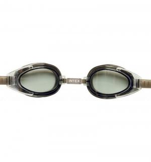 Очки  для плавания Профи белые Intex