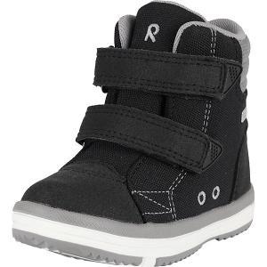 Ботинки  tec Patter Wash Reima. Цвет: черный