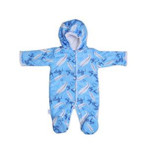 Комбинезон  Путешественник, цвет: голубой Babyglory