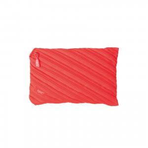 Пенал-сумочка NEON JUMBO POUCH, цвет персиковый Zipit