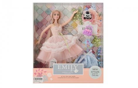 Кукла в бальном платье с аксессуарами JB0700859 Emily