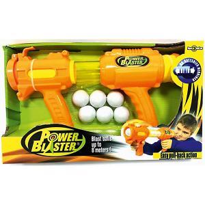Бластер Toy Target Power Blaster. Цвет: grün/orange