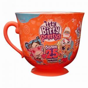 Игровой набор Itty Bitty Prettys Большая чайная чашка Zuru