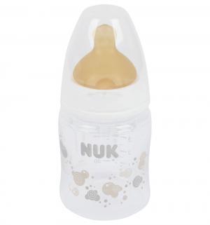 Бутылочка  First Choice Plus полипропилен 0-6 мес, 150 мл, цвет: белый Nuk