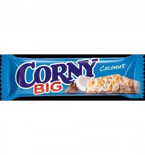 Батончик  Corny Big кокос-молочный шоколад, 50 г, 1 шт Schwartau