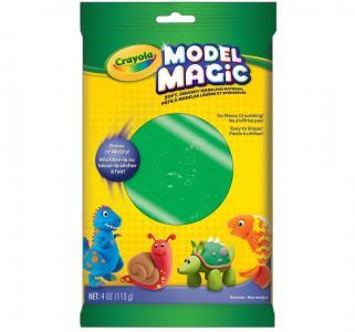 Пластилин  волшебный зеленый Crayola