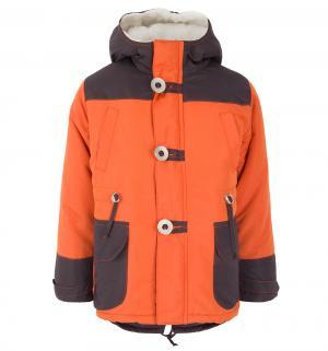 Куртка , цвет: оранжевый Ursindo