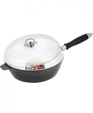 Сковорода с крышкой, 28 см Vitesse