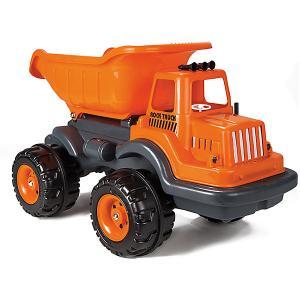 Грузовик  Rock Dump Truck, оранжево-зеленый Pilsan. Цвет: grün/orange