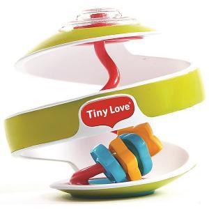 Развивающая игрушка  Чудо-шар, зелёный Tiny Love. Цвет: зеленый