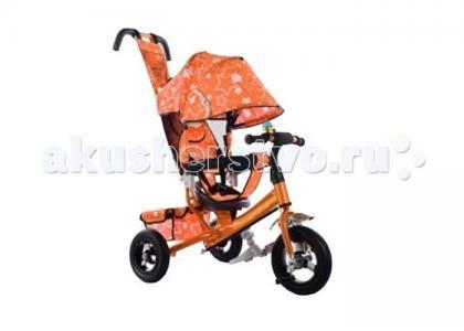 Велосипед трехколесный  HP-TC-701 надувные колеса KidsCool