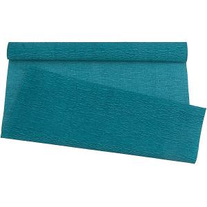 Цветная крепированная бумага 50х250 см, оттенок зеленый Schreiber