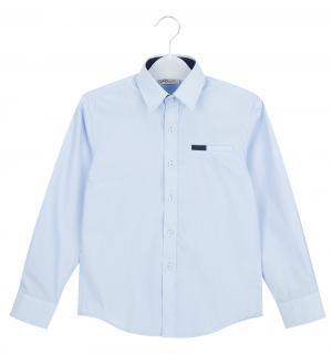 Рубашка , цвет: голубой Deloras