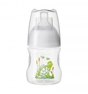 Бутылочка  полипропилен с рождения, 120 мл Bibi