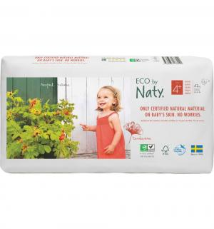 Подгузники  Детские (9-20 кг) 42 шт. Naty