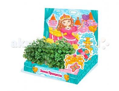 Детский набор для выращивания Замок принцессы Happy Plant