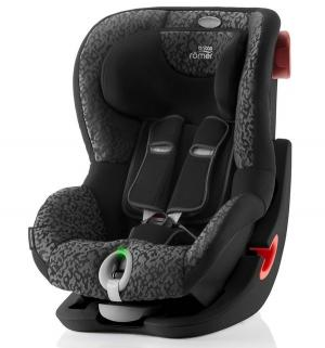 Автокресло  King II LS Black Series, цвет: mystic Britax Romer