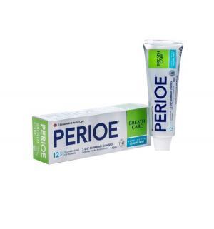 Зубная паста  Breath Care охлаждающая мята, от 12 лет, 100 гр Perioe