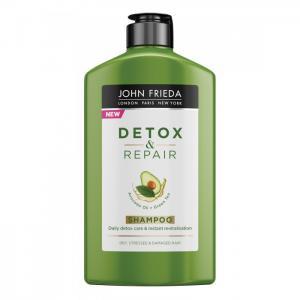 Шампунь для очищения и восстановления волос Detox & Repair 250 мл John Frieda