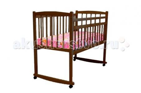 Детская кроватка  Беби качалка Массив