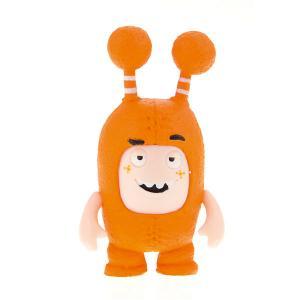 Фигурка-чудик  Слик, 4,5 см Oddbods. Цвет: оранжевый