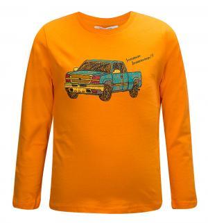 Джемпер , цвет: оранжевый Growup