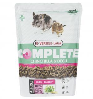 Корм сухой  Chinchilla для шиншилл и дегу из экструдированных гранул, 500г Versele-Laga
