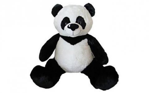 Мягкая игрушка  Мишка Панда 50 см Fluffy Family