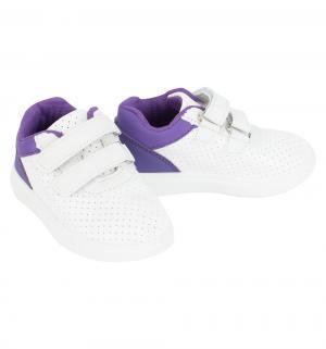 Кроссовки , цвет: белый Колобок