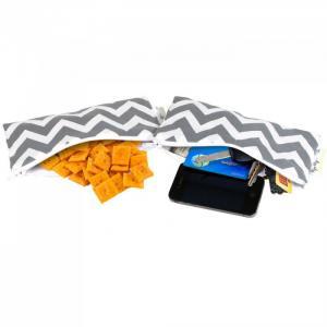 Комплект сумочек для снеков Snack Happens Mini 2 шт. Itzy Ritzy