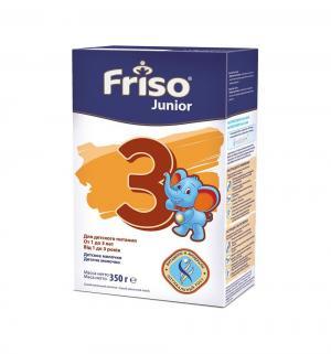 Заменитель молока  Фрис 3 Джуниор с 12 месяцев, 350 г Friso