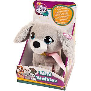 Инерактивный щенок  Club Petz Mini Walkiez Poodle IMC Toys. Цвет: серый