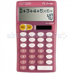 Калькулятор настольный FC-100N 10 разрядов Citizen