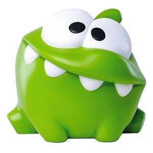 Копилка  АмНям, 15 см Prosto Toys. Цвет: зеленый