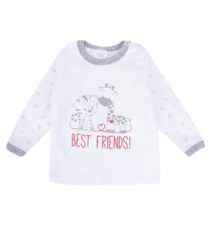 Джемпер  Best Friends, цвет: молочный Newborn