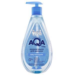 Жидкое мыло , с рождения, 250 мл AQA baby