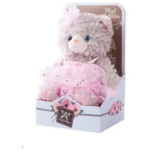 Мягкая игрушка  Киска Cat story Милашка, 23 см Angel Collection