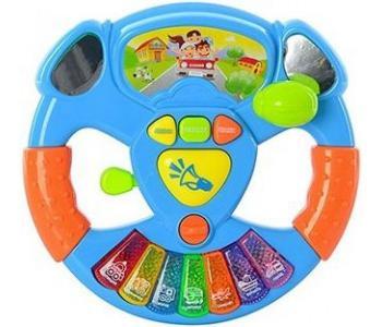 Руль музыкальный Вперед! Play Smart