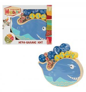 Развивающая игрушка  Кит Mapacha