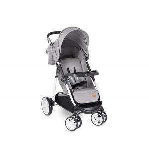 Прогулочная коляска  Lo elise, цвет: grey Lionelo