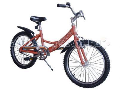 Велосипед двухколесный  MS-А202 Jaguar